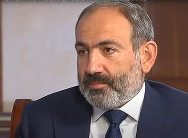 """Пашинян заявил, что об """"Искандерах"""" его дезинформировали"""