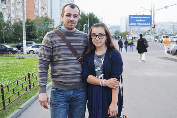 Алексей Помазов. Воспитывает 14-летнюю дочь Дарью жизнь, истории, отец и дети, родители, семья