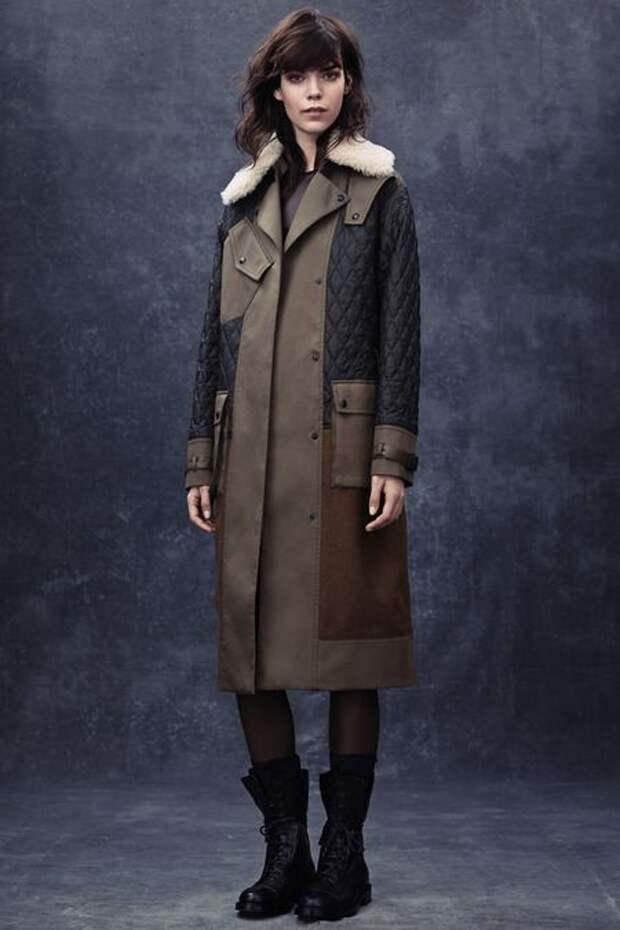 перешить куртку и пальто своими руками