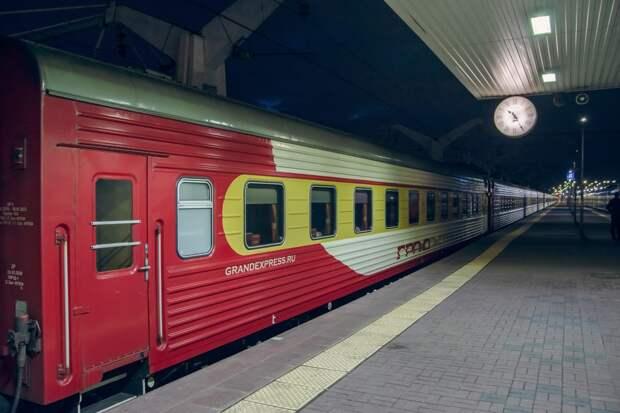 Еще один крымский город свяжут с Москвой поездами «Таврия»