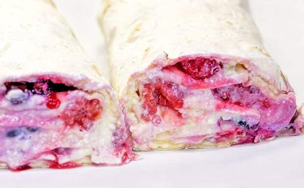 Пирог из лаваша Принцесса. Оригинальный и простой десерт на каждый день 2