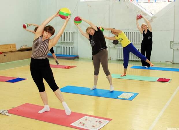 Какие преимущества дают упражнения