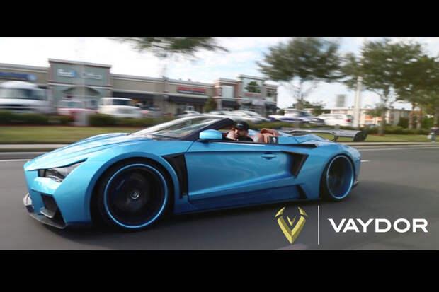 Vaydor G35: Путь от скучного седана до звезды блокбастера Suicide Squad