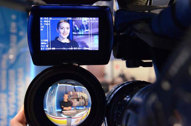 Как рождается новостной телевизионный эфир