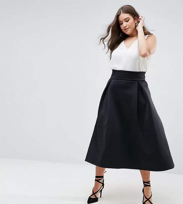 10 стилистических правил для девушек/женщин с широкими бёдрами
