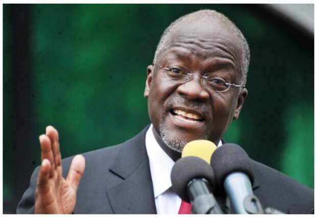 Президент Танзании уверен, что COVID-19 можно победить молитвами