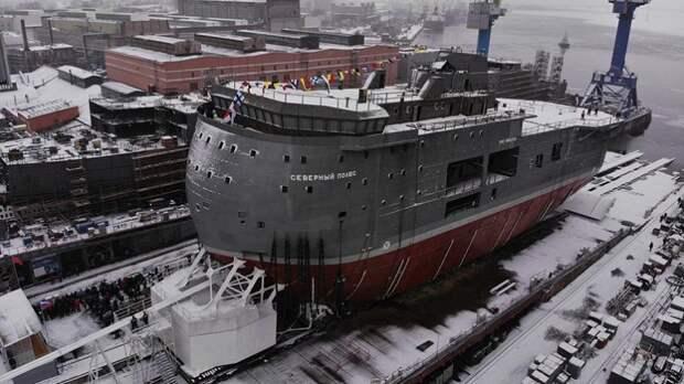 «Самое уродливое в мире судно»? Нет, военный прорыв России в Арктику