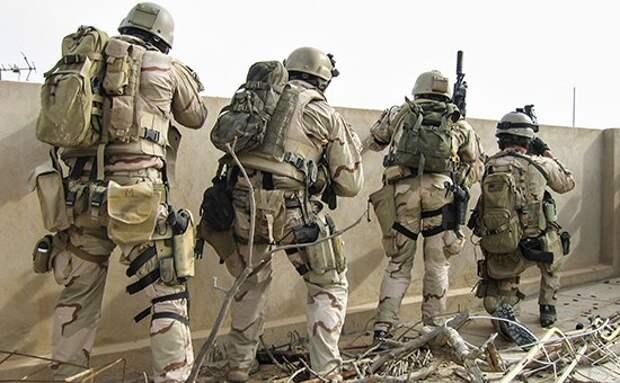 США начинают наземную операцию в Сирии
