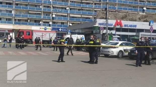 Захватчик отделения «Банка Грузии» вТбилиси отпустил почти всех заложников