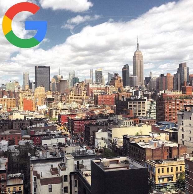 Столовая Google
