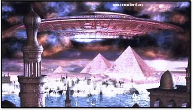Цивилизация богов возвращается на Землю?