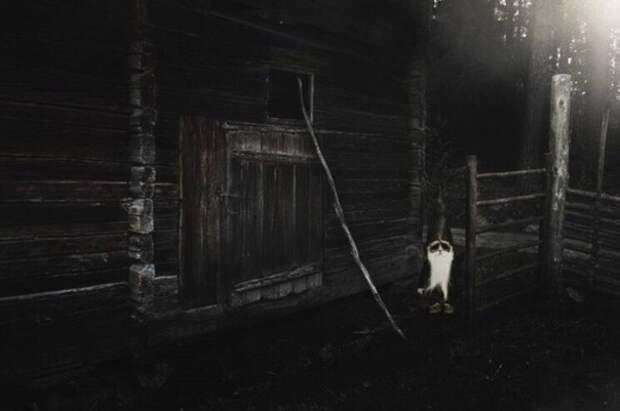 Немного мрачных иллюстраций на тему cкандинавской мифологии
