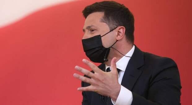 Украина не получила вакцин от ЕС и это несправедливо, заявил Зеленский