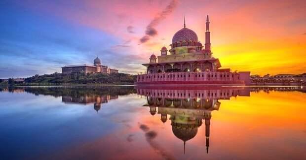 Самый молодой город Малайзии. /Фото: wikiway.com
