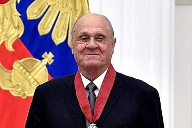 Владимир Меньшов слег с коронавирусом