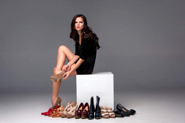 Мега-путеводитель Pics.ru по женской обуви – в картинках