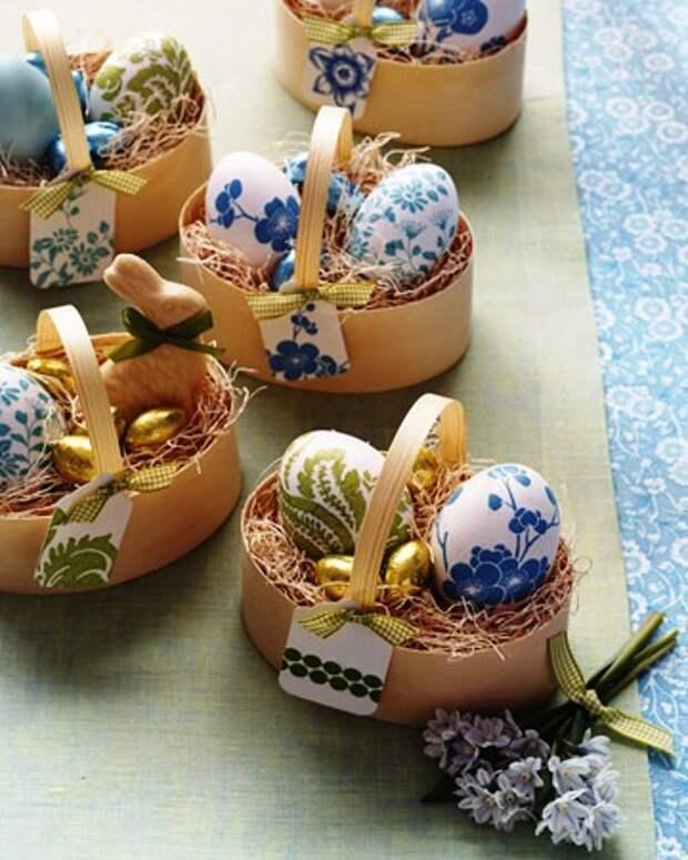 И еще 10 идей как украсить яйца на Пасху (1)
