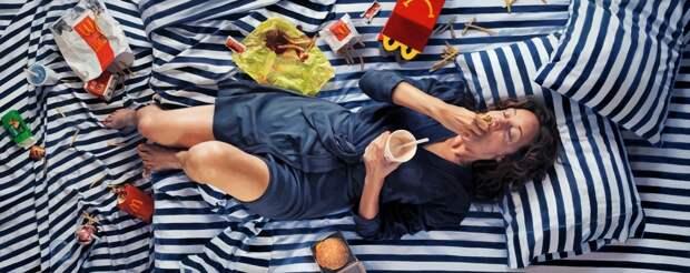 Lee Price или женщина и еда
