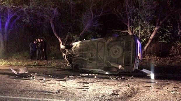 В ДТП в Крыму погибли два человека