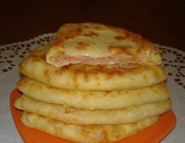 Ты можешь приготовить сырные лепёшки за 5 минут.