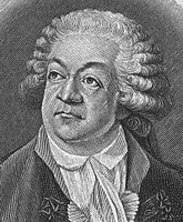 Оноре Габриель Рикетти, граф де Мирабо