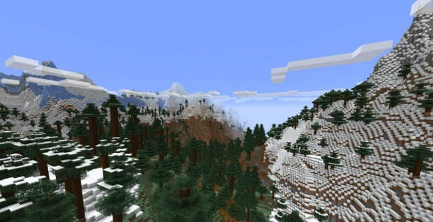 Обновление Minecraft 1.18, снапшот 21w41a