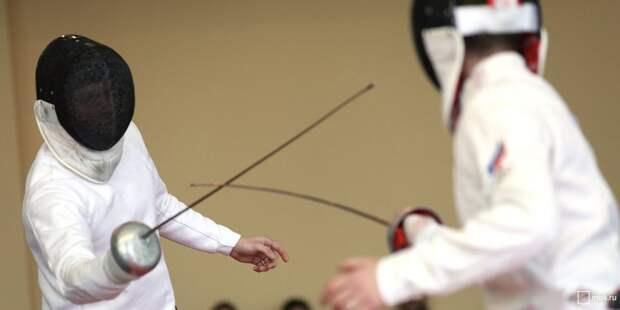 Юный фехтовальщик с Ленинградки выиграл «золото» на всероссийских соревнованиях