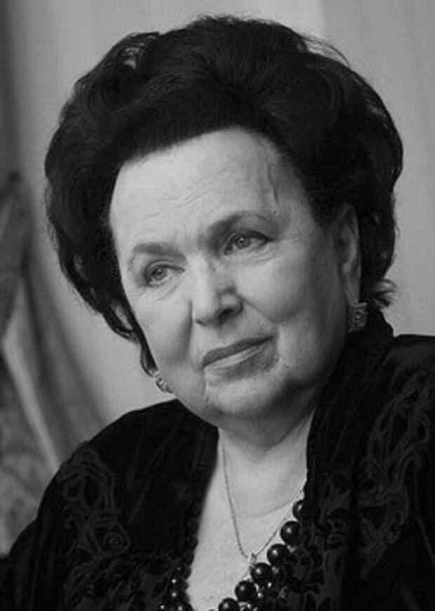 Галина Вишневская биография, фото — узнай всё!