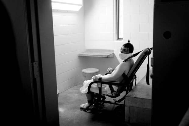 Американская тюрьма для психбольных