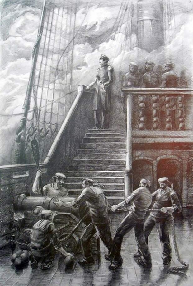 День рождение флотоводца
