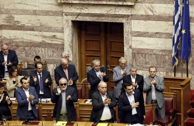 Американский политолог: Греция может предотвратить третью мировую войну