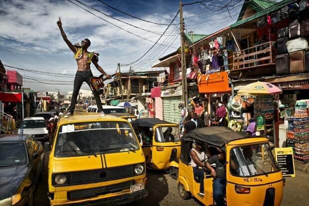 Современное африканское искусство