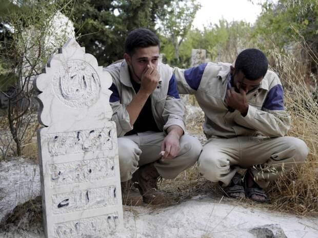 """Сирийские «умеренные» исчезли... и хороших парней не осталось (""""The Independent"""", Великобритания)"""