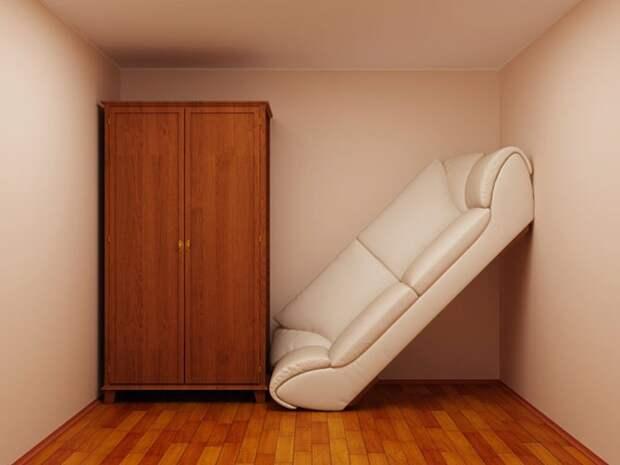 Как оптимизировать место в доме?
