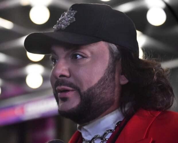 """Филипп Киркоров показался публике с новым цветом волос: """"Седина в бороду"""""""