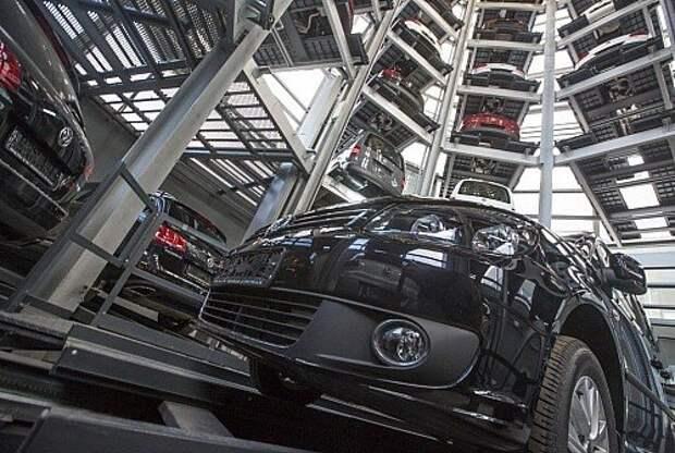 Треть новых автомобилей с начала года продано с помощью госпрограмм