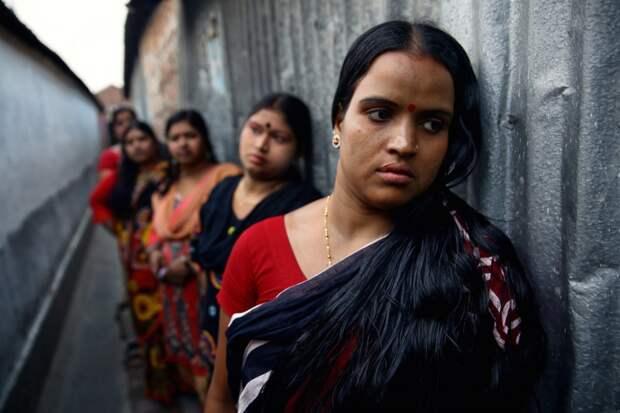 Индийская проститутка