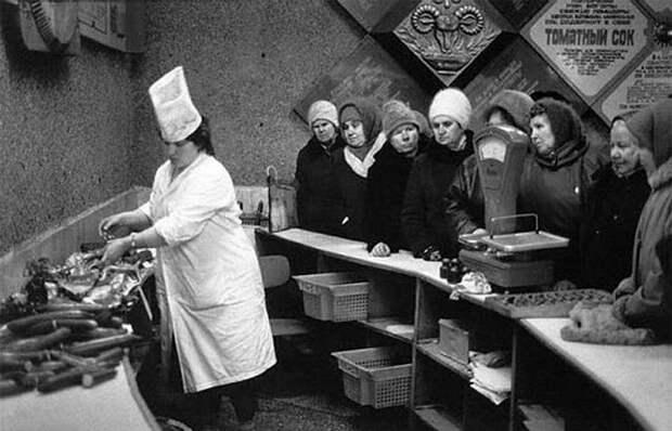 Продукты из советского прошлого, которые вызывают ностальгию