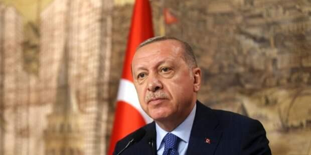 Эрдоган рассказал о разговоре с Путиным