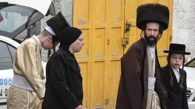 Сексуальная жизнь ортодоксальных евреев: мифы иреальность