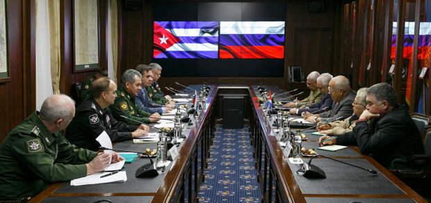 Плохая новость для США: РФ возобновила военное сотрудничество с Кубой