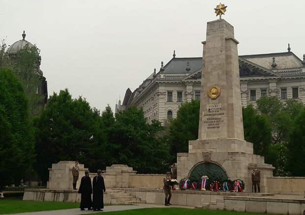 В Будапеште «забыли» о преступлениях венгерской армии на советской земле