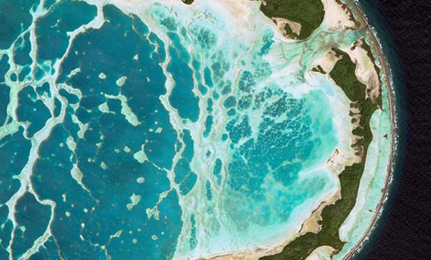 Изменения мира за 36 лет. Google показали разницу фото со спутников с теми, которые были в 1984 году