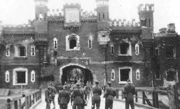 Почему немцы не спускались в подвалы Брестской Крепости
