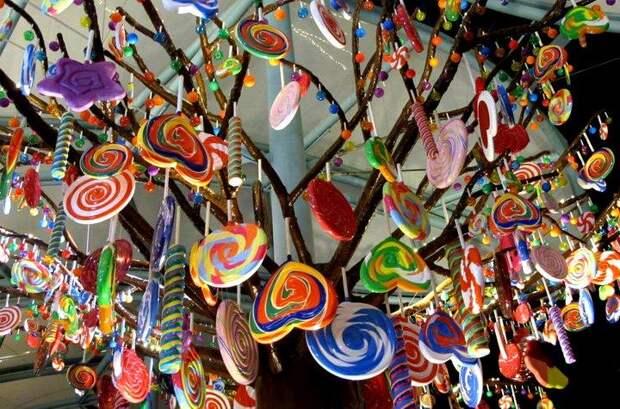 сладости, 2. Фотографии магазин сладостей Candylicious в Дуб…