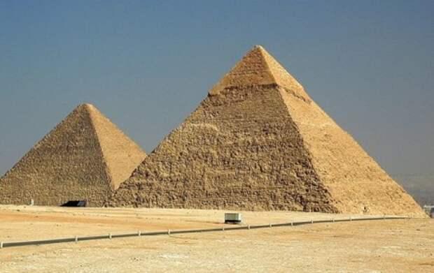 В пирамиде Хеопса найдена температурная аномалия