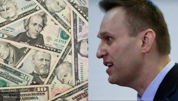Навальный вывел с биткоин-кошелька последние средства, пытаясь скрыть незаконное финансирование