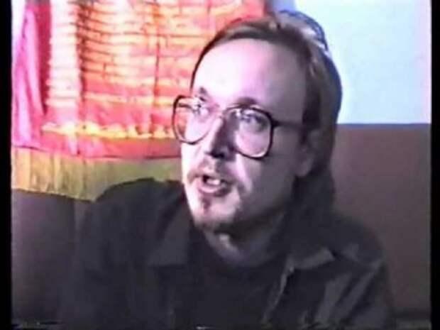 ЕГОР ЛЕТОВ. 20 05 1995. Интервью полностью. Иркутск