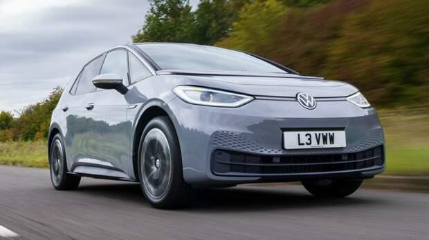 Volkswagen готовит дешёвую модель семейства ID: стартовый ценник – 1,8 миллиона рублей