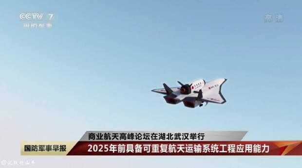 Будущее китайского космоса: многоразовая система «Тэнъюнь»
